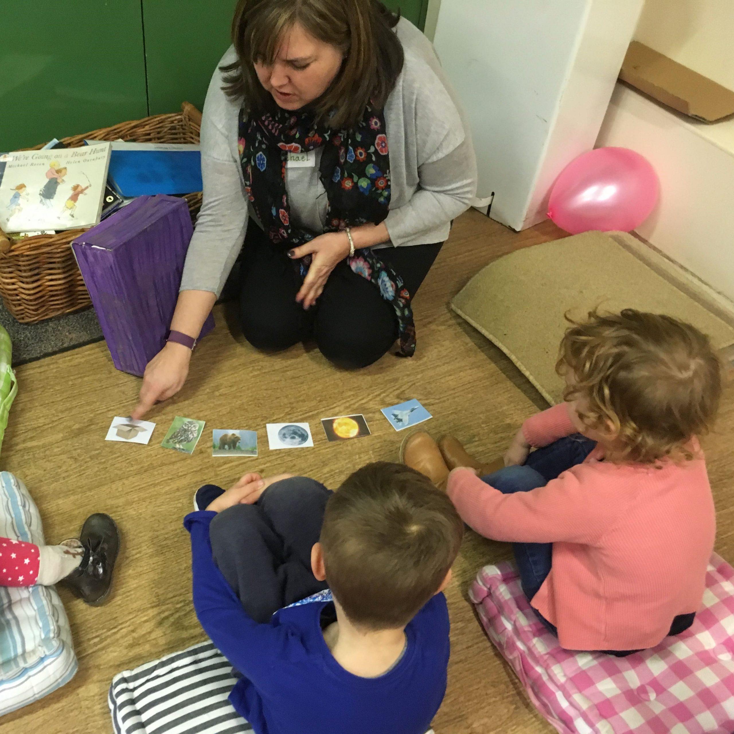 Funics Teaching Fun with Phonics Preschool Classes
