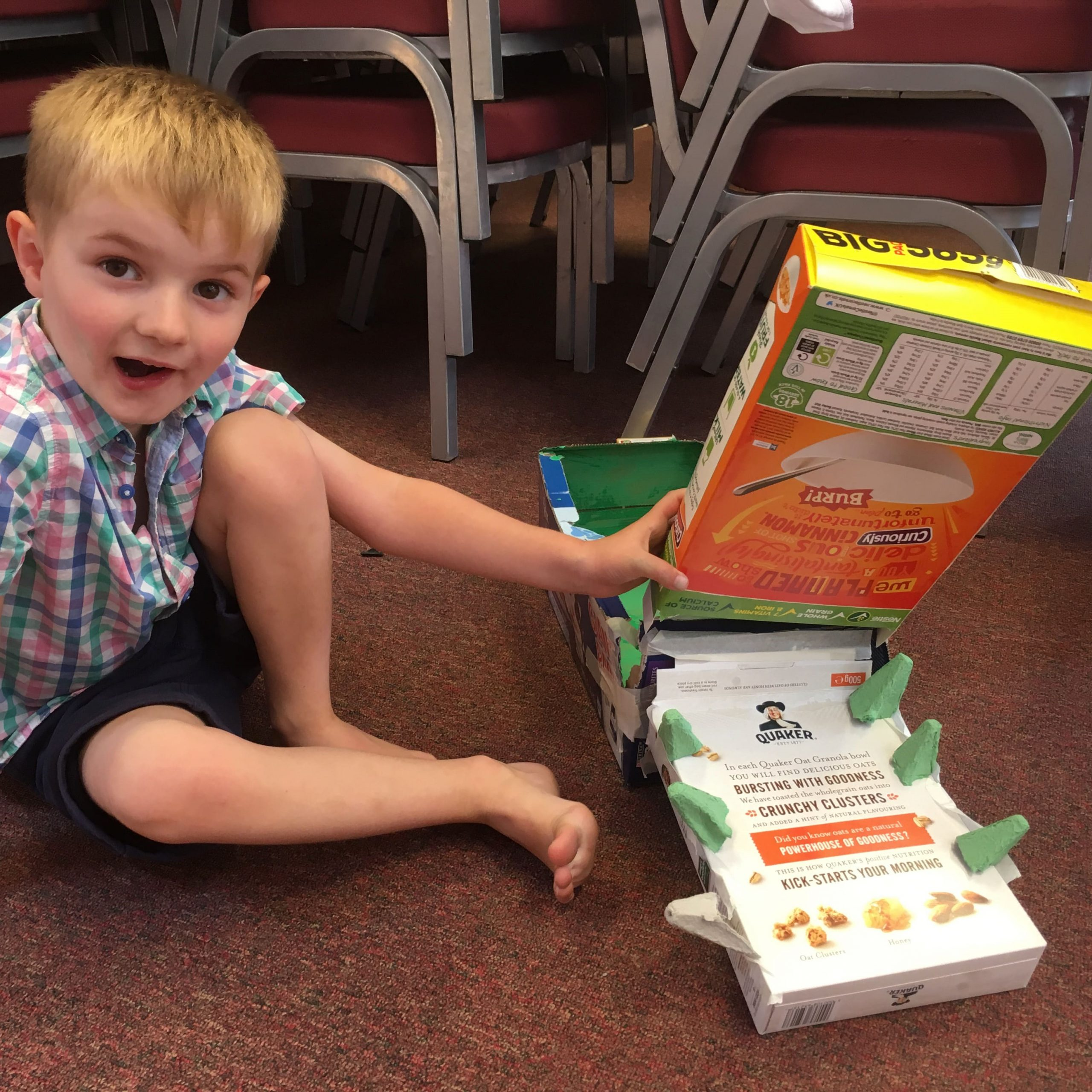 Funics Fun with Phonics Preschool Classes Story Evenings