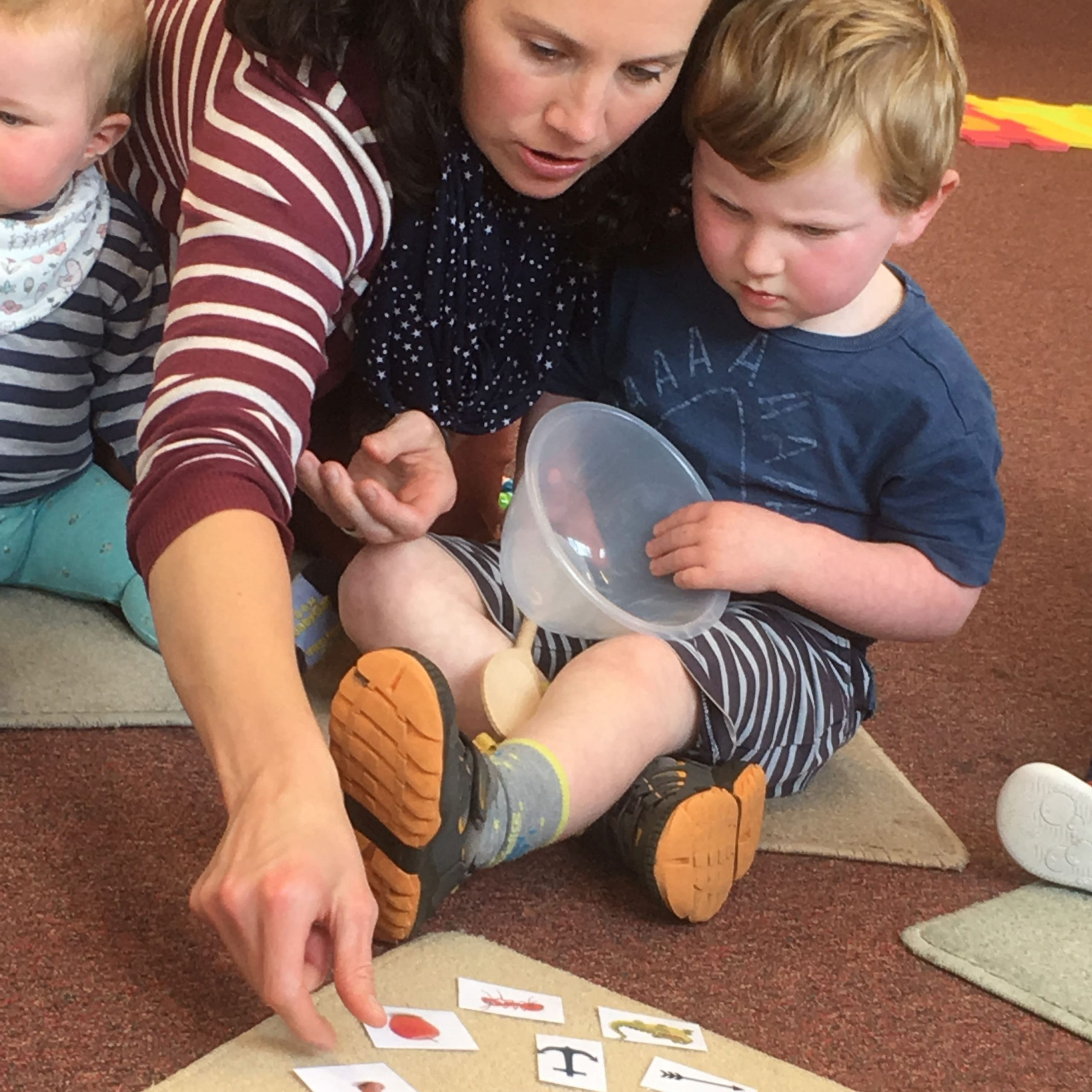 Funics early years Fun with Phonics Word Recognition
